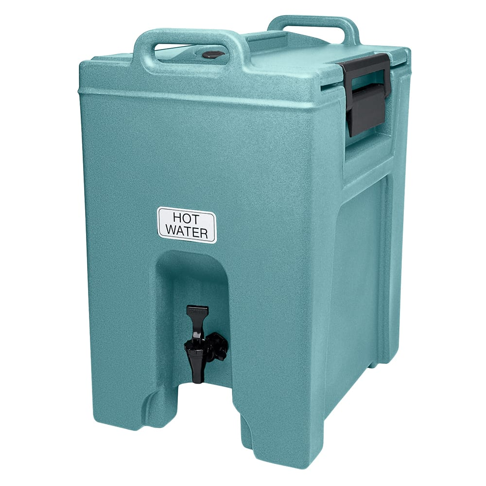 Cambro UC1000401 10 1/2 gal Ultra Camtainer Beverage Carrier - Insulated, Slate Blue