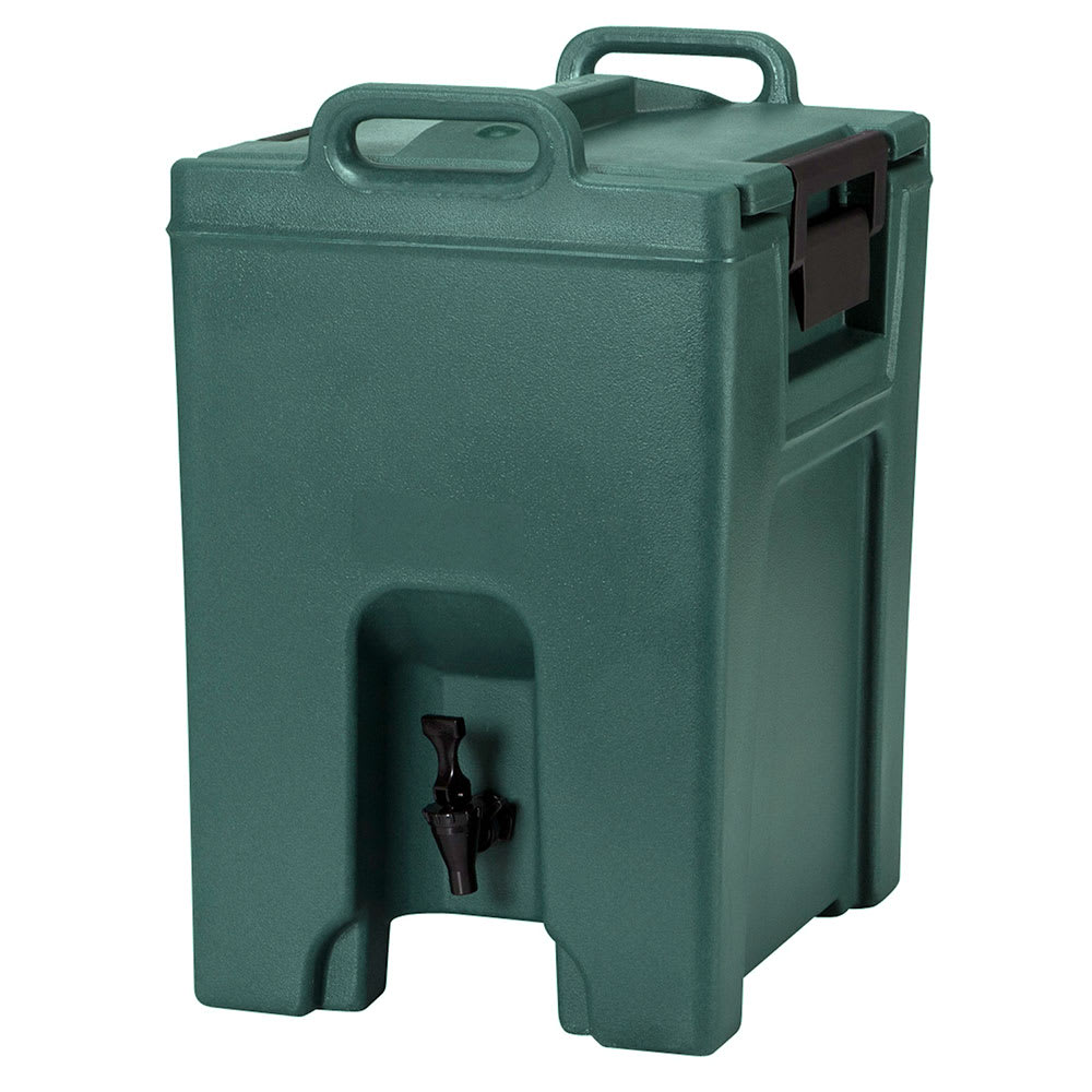 Cambro UC1000519 10 1/2 gal Ultra Camtainer Beverage Carrier - Insulated, Green