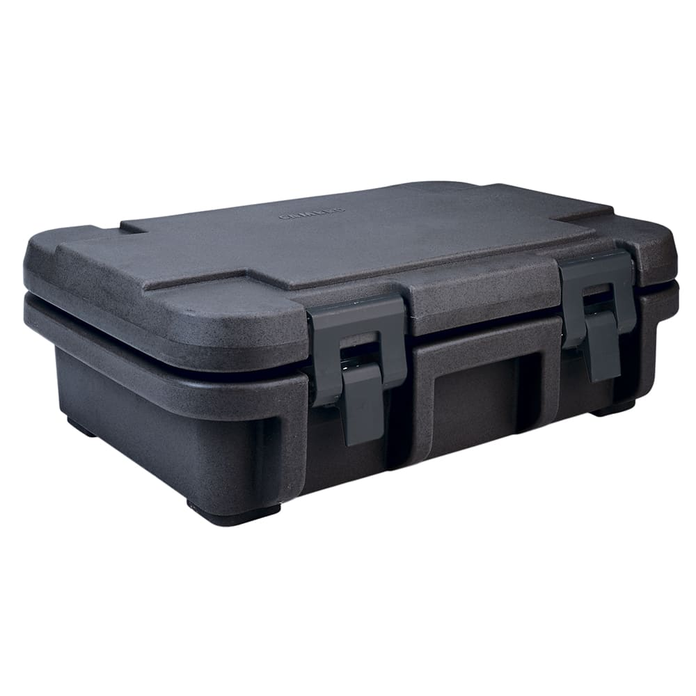 Cambro UPC140110 12 qt Camcarrier Ultra Pan Carrier - (1)Full Size Pan, Black