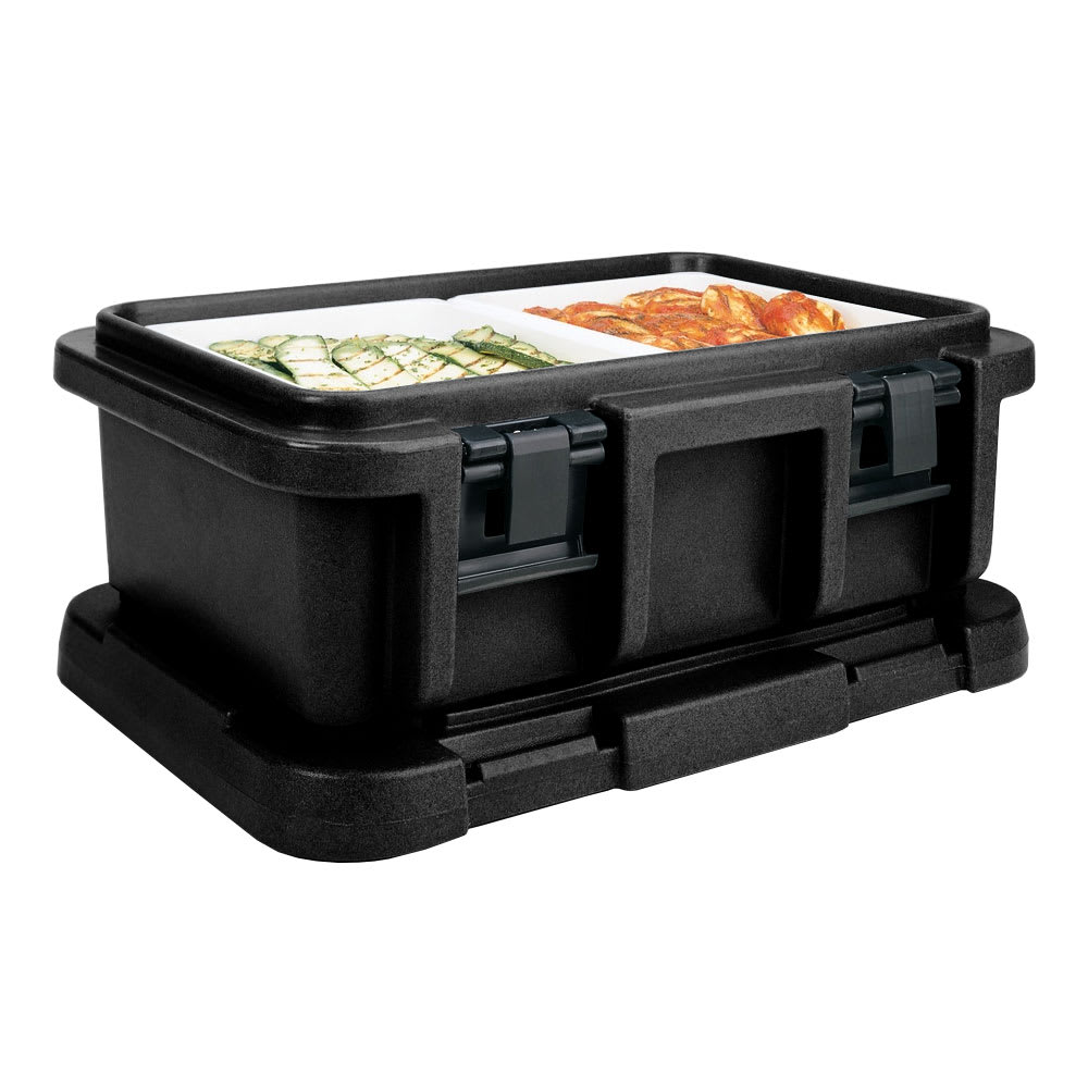Cambro UPC160110 Ultra Pan Carriers® Insulated Food Carrier - 20 qt w/ (1) Pan Capacity, Black