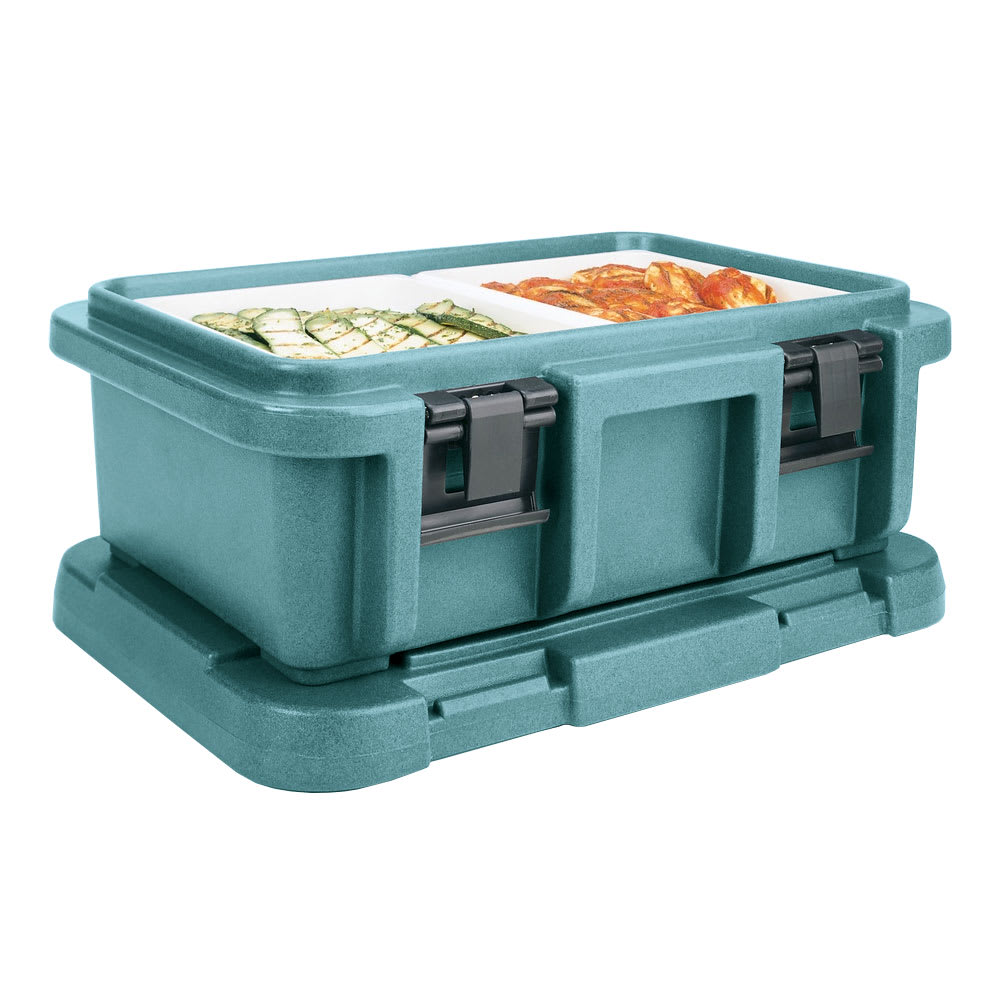 Cambro UPC160401 20-qt Camcarrier Ultra Pan Carrier - (1)Full Size Pan, Slate Blue