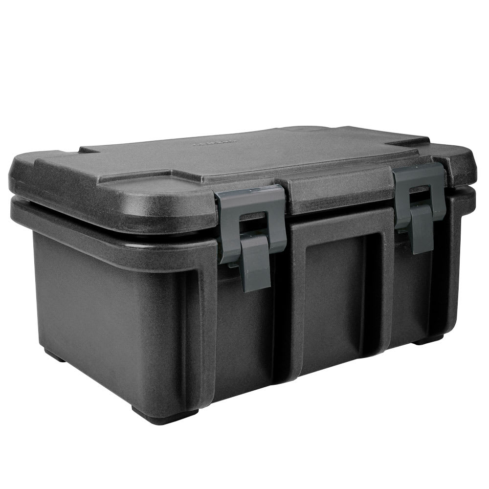 Cambro UPC180110 24-qt Camcarrier Ultra Pan Carrier - (1)Full Size Pan, Black