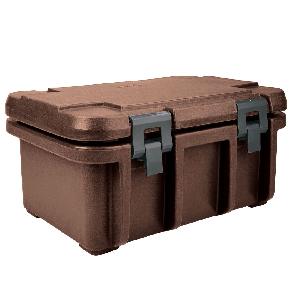 Cambro UPC180131 Ultra Pan Carriers® Insulated Food Carrier - 24.5 qt w/ (1) Pan Capacity, Brown