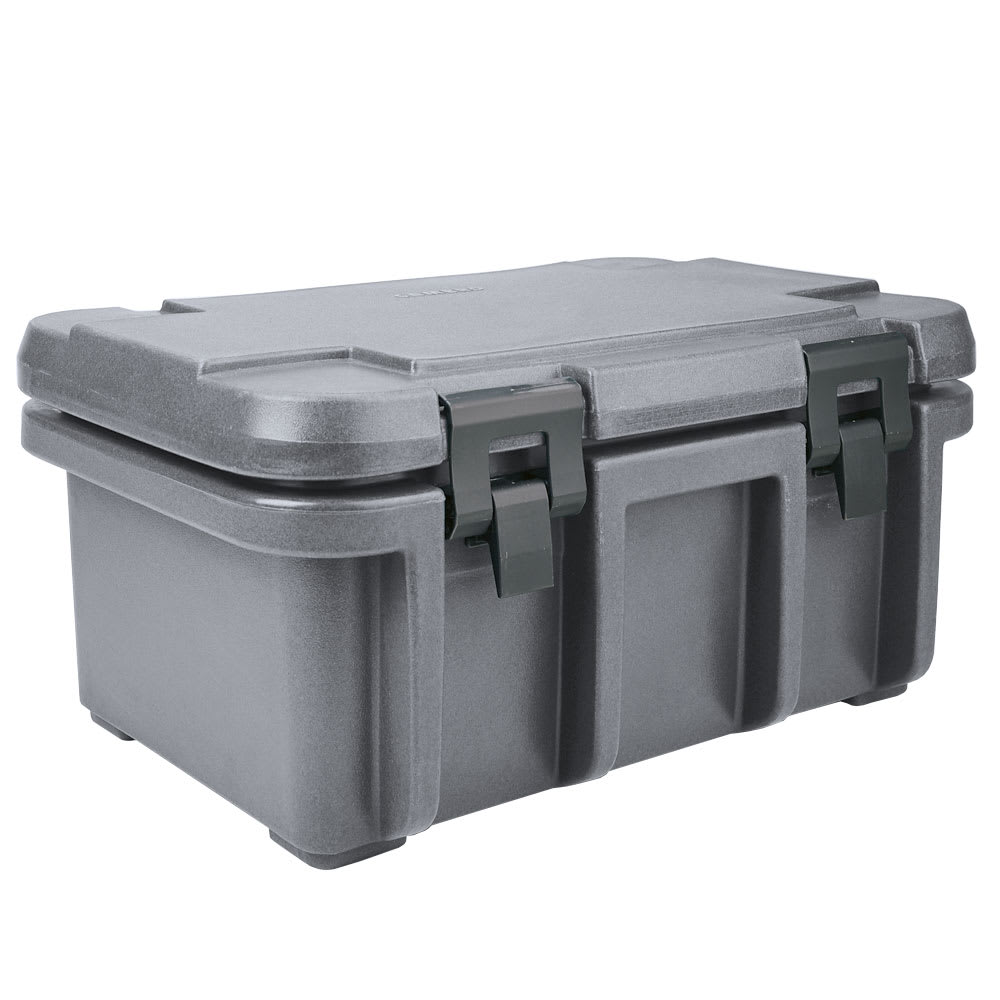 Cambro UPC180191 Ultra Pan Carriers® Insulated Food Carrier - 24.5 qt w/ (1) Pan Capacity, Gray