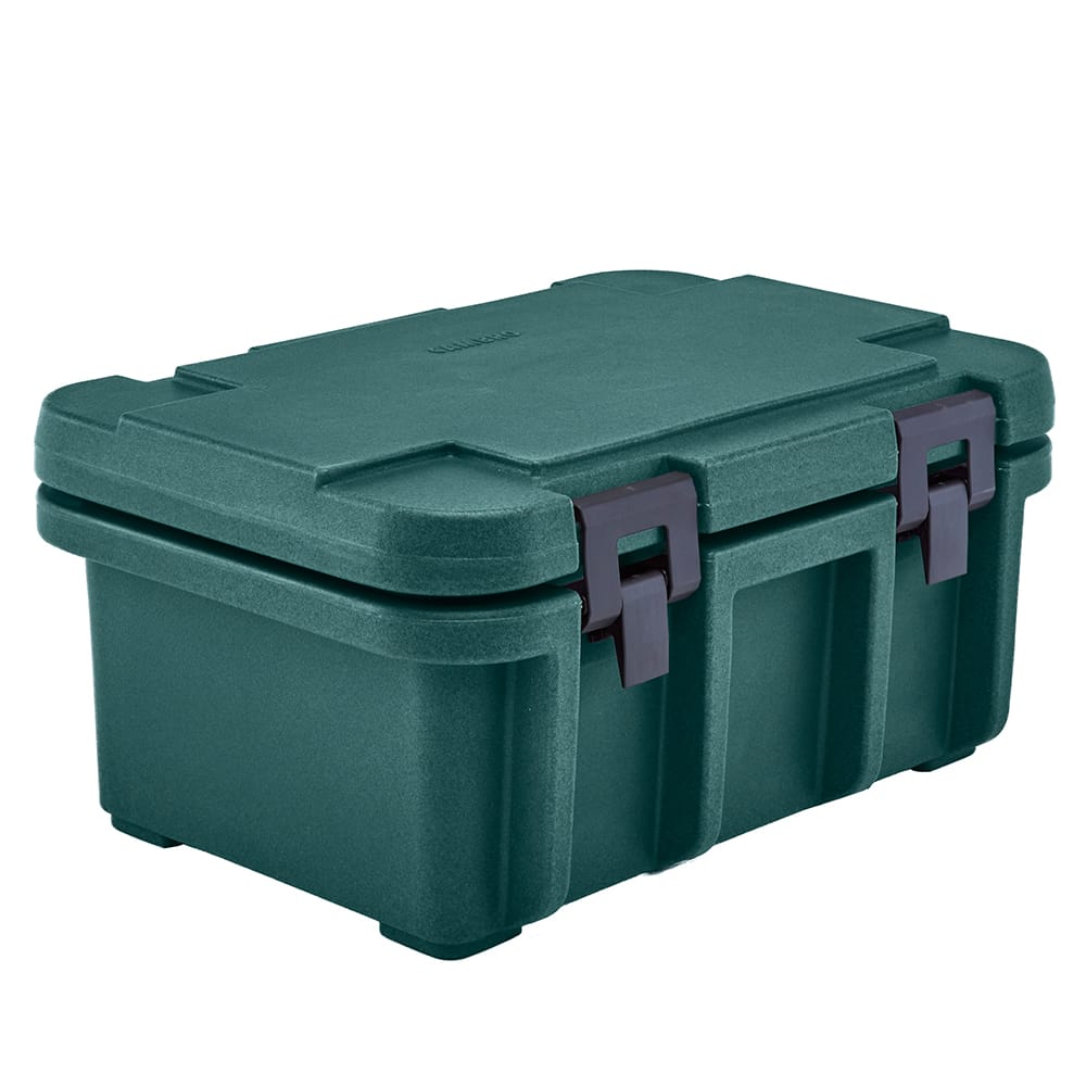 Cambro UPC180192 Ultra Pan Carriers® Insulated Food Carrier - 24.5 qt w/ (1) Pan Capacity, Green