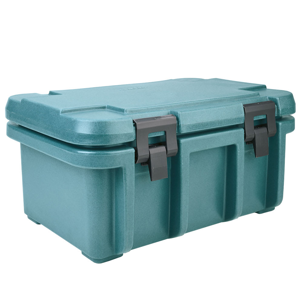 Cambro UPC180401 24 qt Camcarrier Ultra Pan Carrier - (1)Full Size Pan, Slate Blue