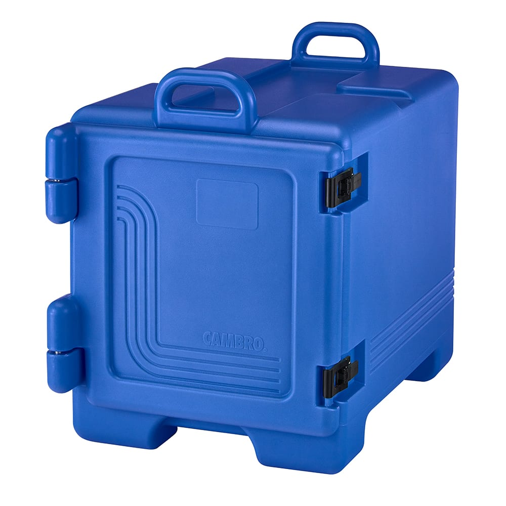 Cambro UPC300186 Camcarrier® Ultra Pan Carrier w/ 4-Pan Capacity, Navy Blue