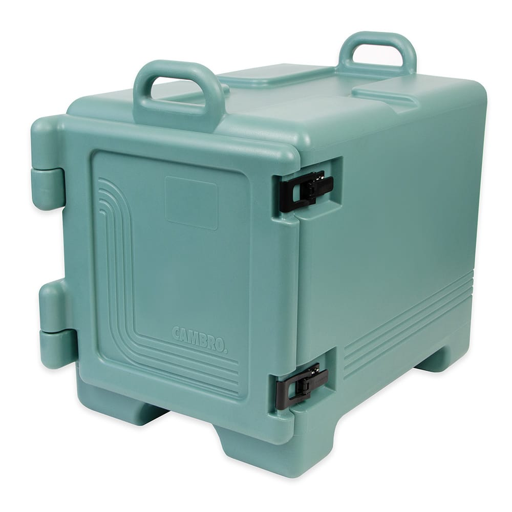 Cambro UPC300401 Camcarrier® Ultra Pan Carrier w/ 4 Pan Capacity, Slate Blue