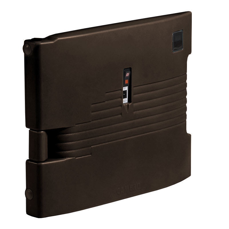 Cambro UPCHBD16002131 Replacement Retrofit Bottom Door for UPCH 1600 Ultra Camcart, Brown, 220v/1ph