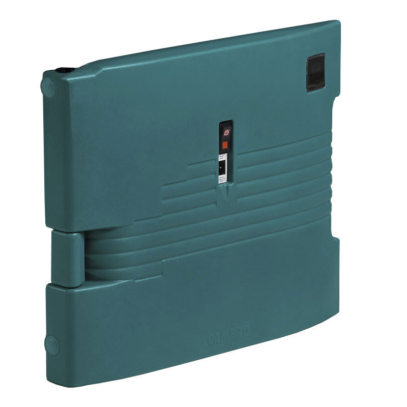 Cambro UPCHTD16002192 Replacement Retrofit Top Door for UPCH 1600 Ultra Camcart, Green, 220v/1ph