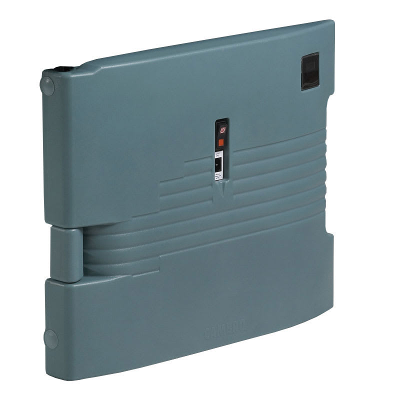 Cambro UPCHTD16002401 Replacement Retrofit Top Door for UPCH 1600 Ultra Camcart, Blue, 220v/1ph