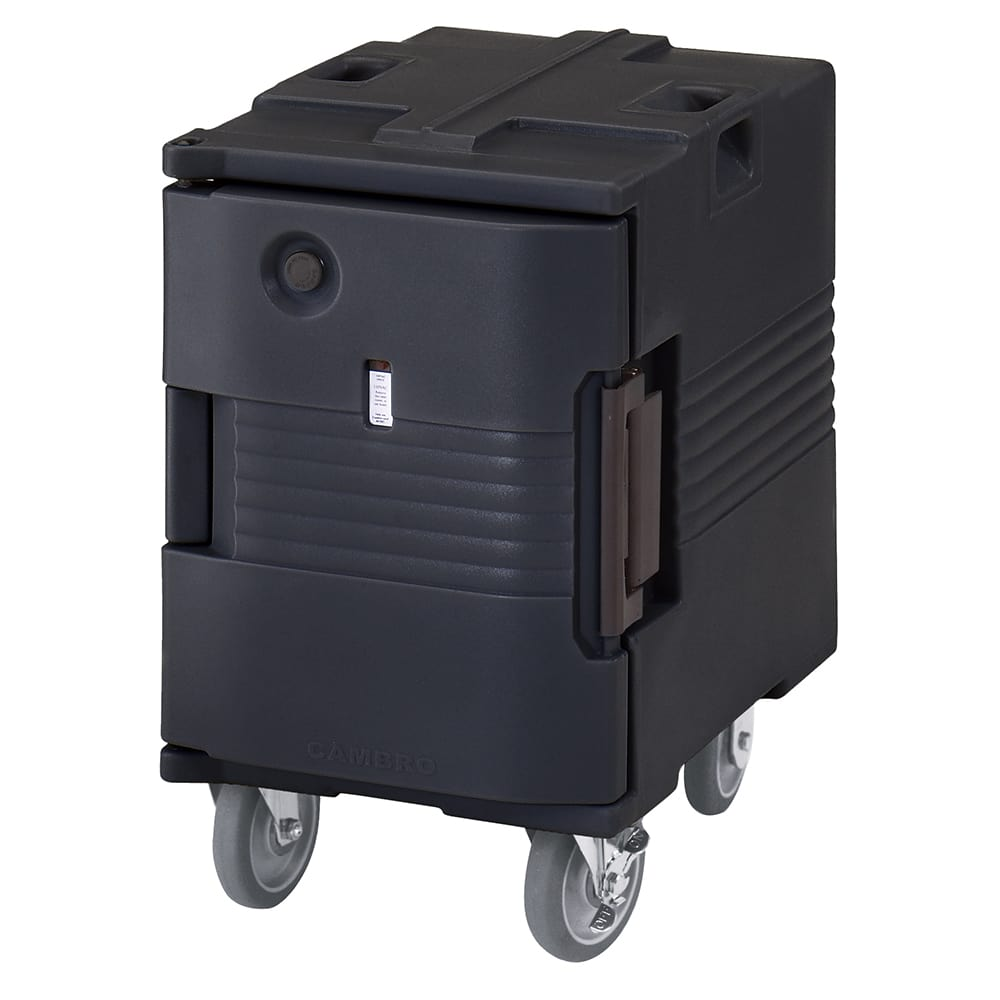 Cambro UPCHW400110 Camcarrier Heated Ultra Pancarrier - Black, 110v