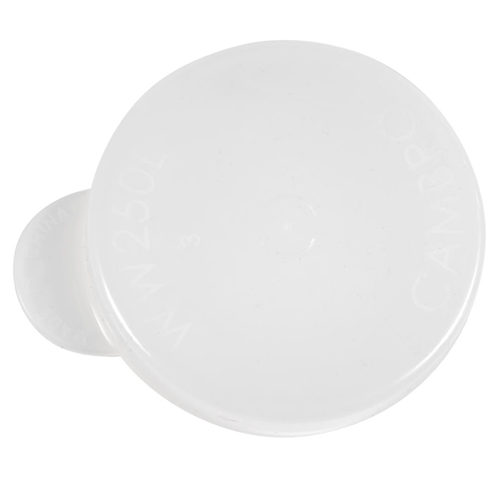 Cambro WW250L148 0.25 L Camliter Replacement Lid