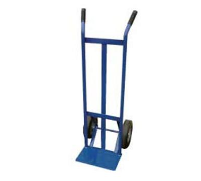 Win-Holt 508SP Hand Truck, 8 x 14 in Plate, Twin Handle, 800 lb Capacity
