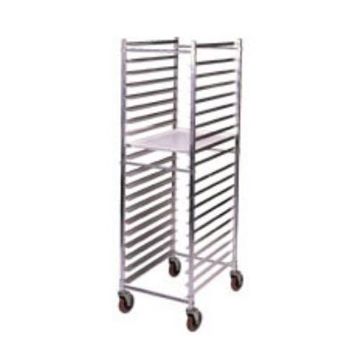 "Win-Holt ADE1820B/KDA 21""W 20-Sheet Pan Rack w/ 3"" Bottom Load Slides"