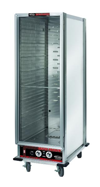 Winholt NHPL-1836C Full Height Mobile Heated Cabinet w/ (35) Pan Capacity, 120v