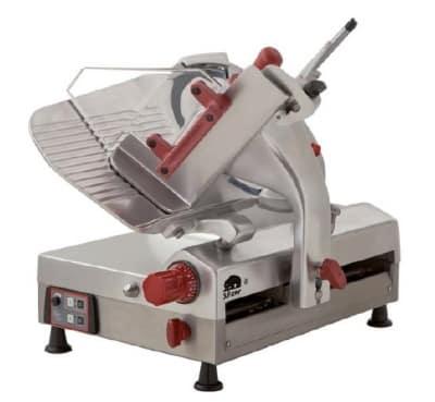 """Varimixer CXMATIC33F/N Semi-Automatic 13"""" Slicer w/ 2-Motors, Gear Driven, 120 V"""