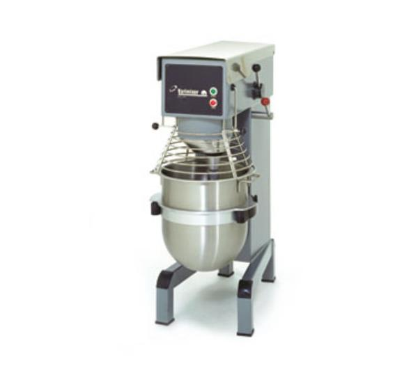 Varimixer W40A 40-qt Planetary Mixer w/ Stainless Bowl, Whip, Beater & Hook