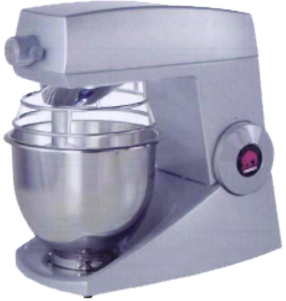 Varimixer W5A 5-qt Food Mixer w/ Thermal Overload Protection, Variable Speed