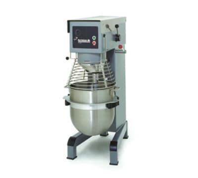 Varimixer W60P 60 Qt Planetary Mixer W Stainless Bowl Dough Hook