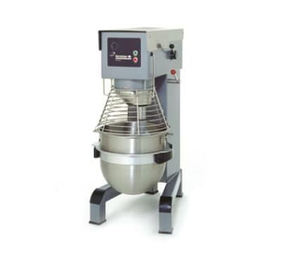 Varimixer W80A 80-qt Planetary Mixer w/ Stainless Bowl, Whip, Beater & Hook