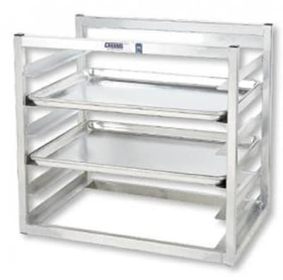 "Channel AWM10 14.5""W 10 Sheet Pan Rack w/ 3"" Bottom Load Slides"