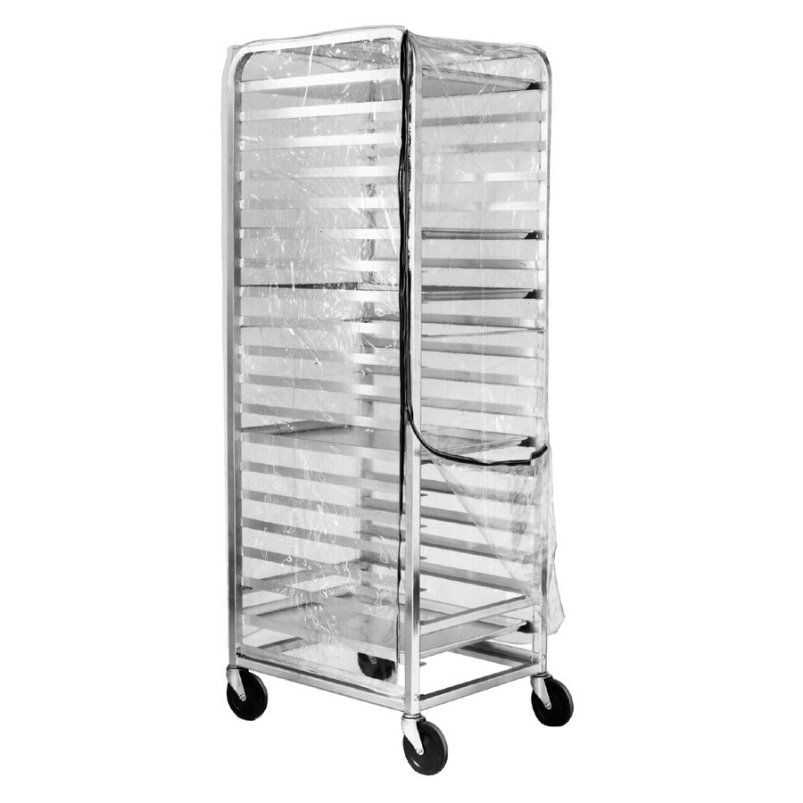 "Channel ELC-65 Bun Pan Rack Cover for 63"" to 65"" Racks"