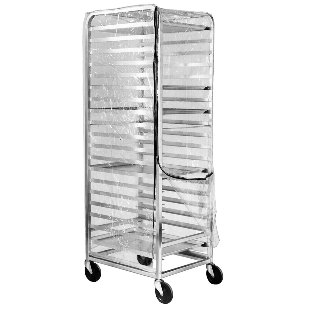 "Channel ELC-69 Bun Pan Rack Cover for 68"" to 72"" Racks"