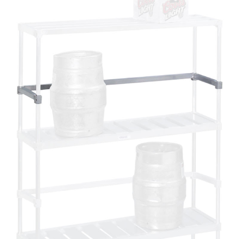 "Channel KS142 42"" Back Stop for Keg Storage Rack"