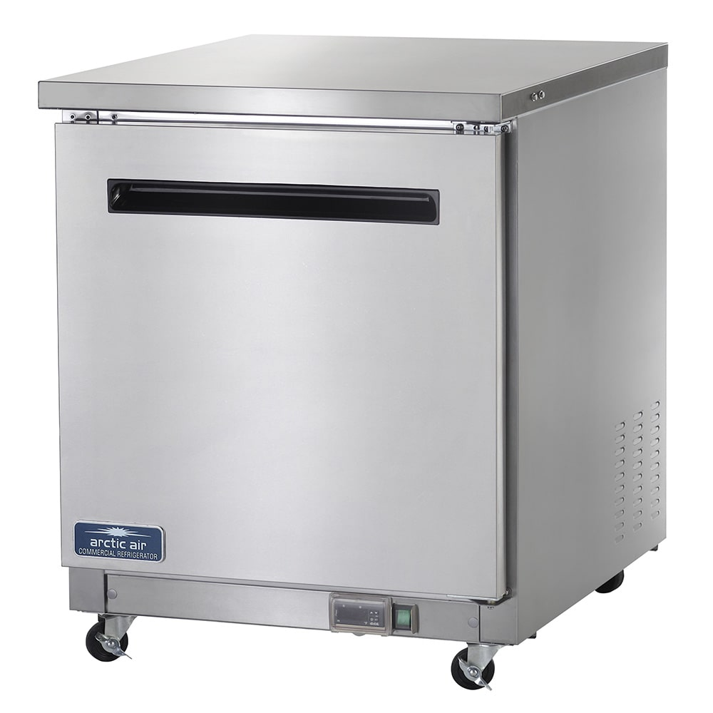Arctic Air AUC27F 6.5 cu ft Undercounter Freezer w/ (1) Section & (1) Door, 115v