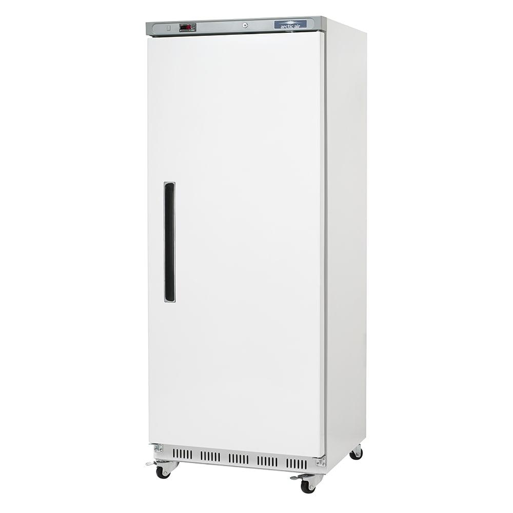 """Arctic Air AWF25 30.75"""" Single Section Reach-In Freezer, (1) Solid Door, 115v"""