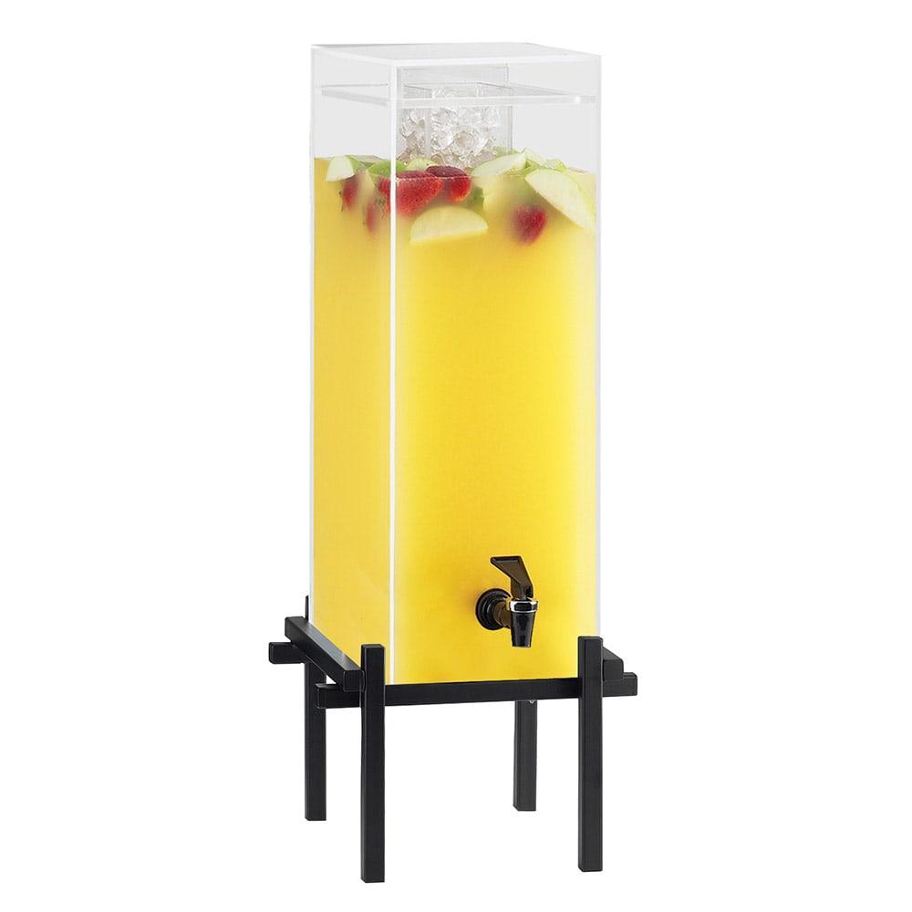 "Cal-Mil 1132-5-13 5 gal Beverage Dispenser - Drip Tray, 11 3/4x18x29"", Black"