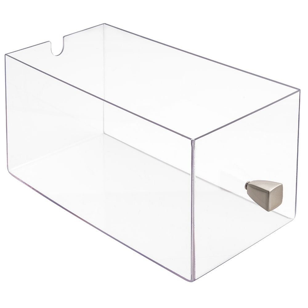 Cal-Mil 1479DRAWER Drawer for 1479 Bread Display Case - Plastic, Clear