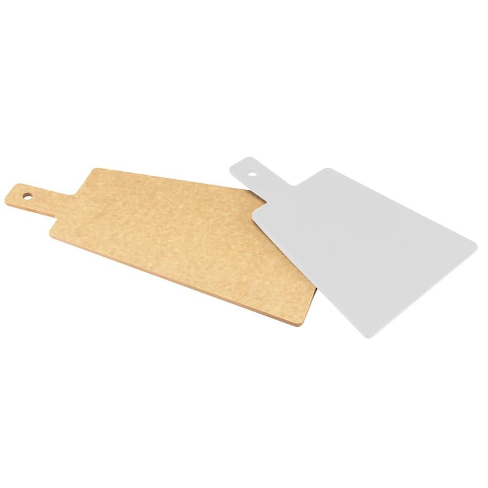 "Cal-Mil 1535-24-14 24"" Flat Bread Serving Display Board, Natural"
