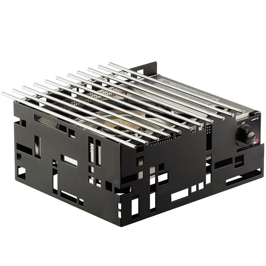 "Cal-Mil 1617-13 Frame for Butane Stove - 13"" x 11"" x 6"", Steel, Black"