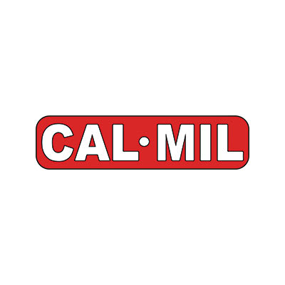"""Cal-Mil 1851-5LID 5 1/2"""" Mixology Jar Lid Replacement for 32 oz - Stainless Steel"""