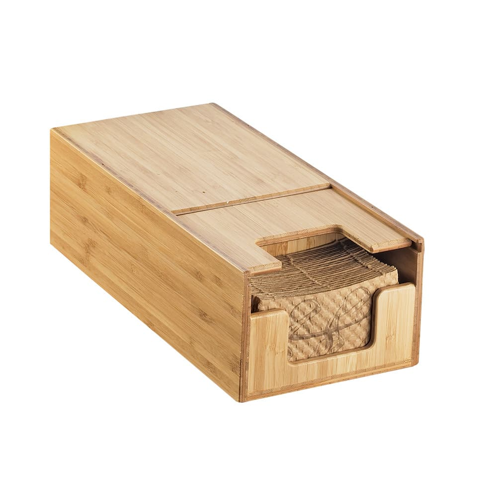 Cal-Mil 2050-60 Java Jacket Dispenser - Bamboo