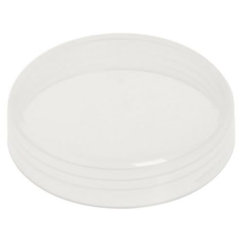 Cal-Mil 3300-28SL Storage Lid for 3300-28 Dressing Bottle - Plastic, Clear