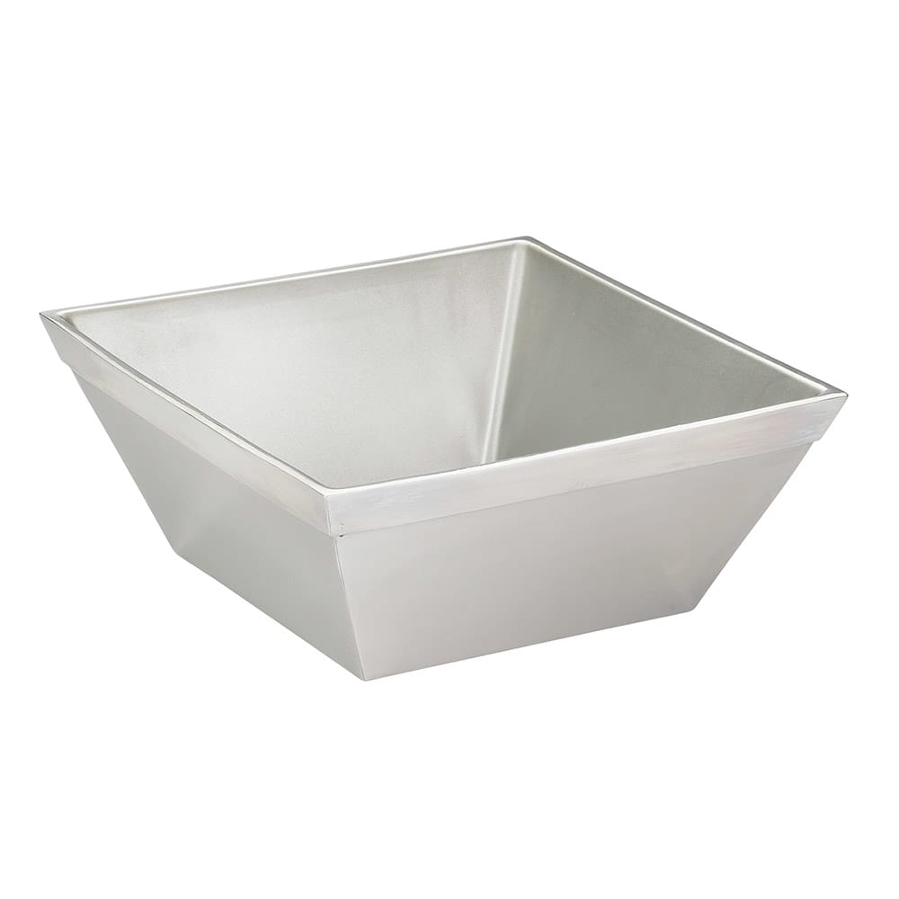 Cal-Mil 3326-7-55 Cold Concept Bowl - Stainless Steel