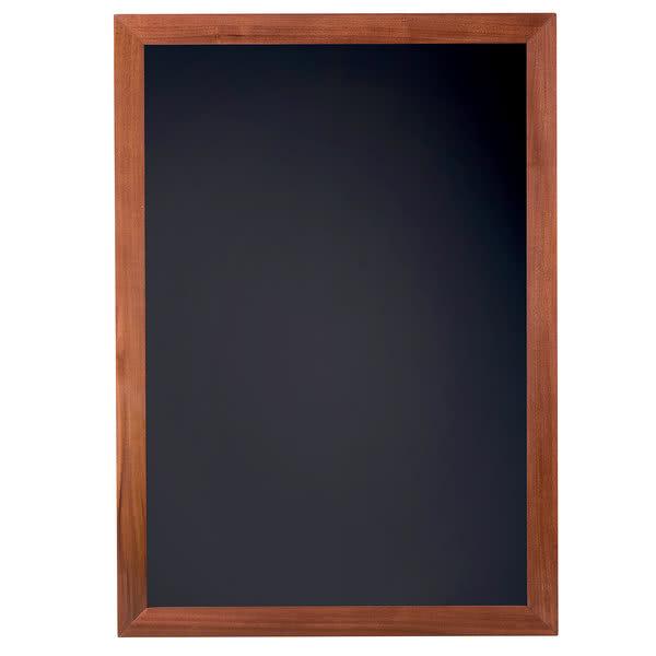 """Cal-Mil 3348-2435 Chalkboard Sign - 27.5""""W x 38.5""""H, Wood Frame"""
