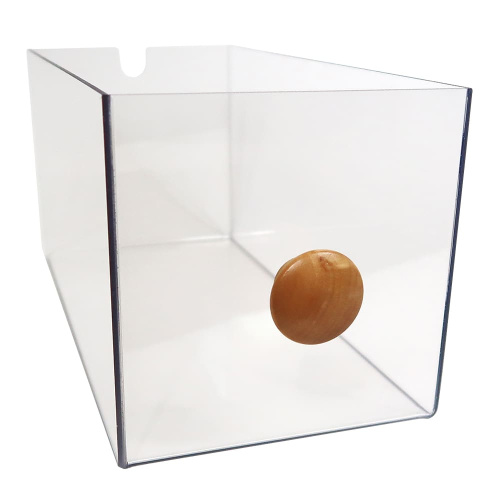 Cal-Mil C1718DRAWER Drawer for 1718 60 Bread Display Case - Acrylic, Clear