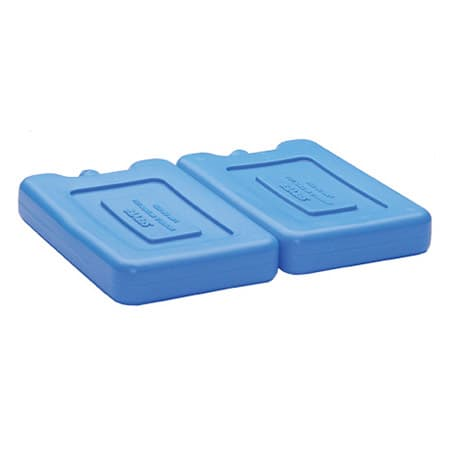 Cal-Mil CD001 Ice Pack - Gel Filled, Reusable, Blue