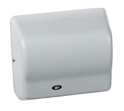 American Dryer GX3-M Automatic Hand Dryer, White Epoxy, 208-240V