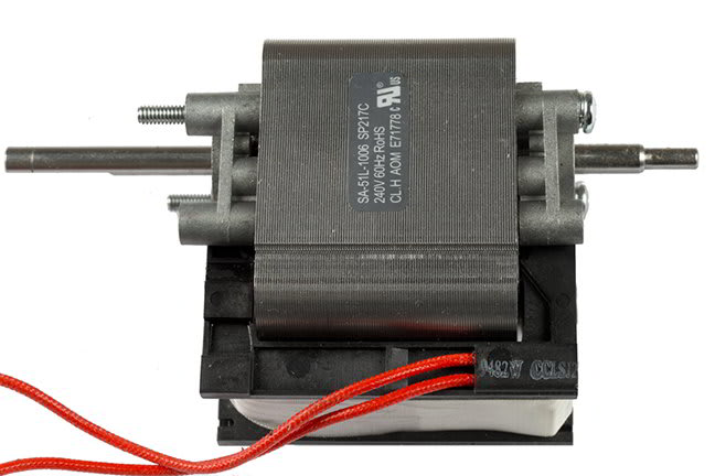 American Dryer SP217C Replacement Motor for 230V Hand Dryers