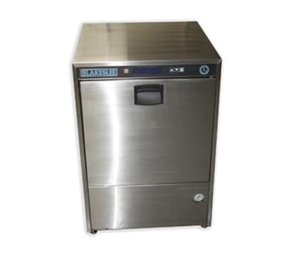 Blakeslee UC-20 High Temp Rack Undercounter Dishwasher - (45) Racks/hr, 208-240v/3ph