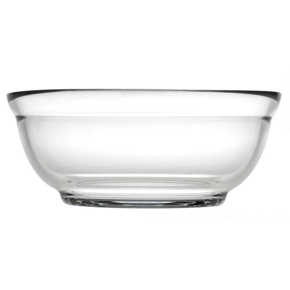 Browne 1080022 4.5-oz Pasabahce Gastro Boutique Bowl - Glass, Clear
