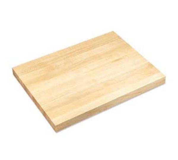 Browne 11824 Cutting Board 18 X 24 1 3 4 In Kiln Dried Maple Reversible