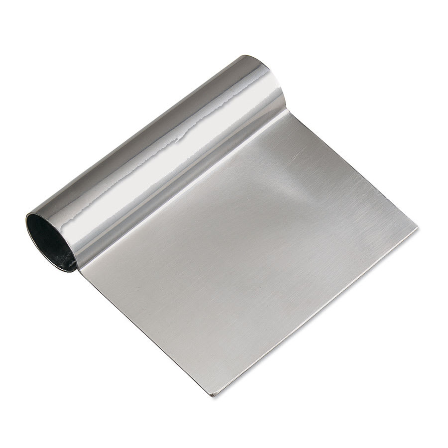 Browne 574263 Dough Scraper w/ .8 mm Thickness, Stainless