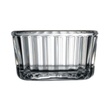 Browne 191526 4.25-oz Pasabahce Ramekin - Glass, Clear