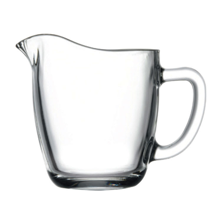 Browne 199384 7-oz Pasabahce All-Purpose Creamer - Glass, Clear